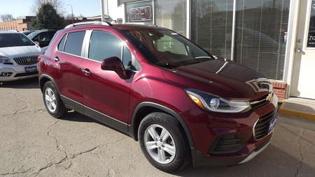 2017 Chevrolet Trax LT for Sale  - 161044  - Choice Auto