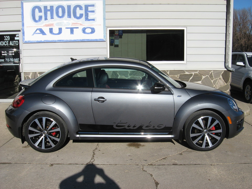 2014 Volkswagen Beetle Coupe  - Choice Auto