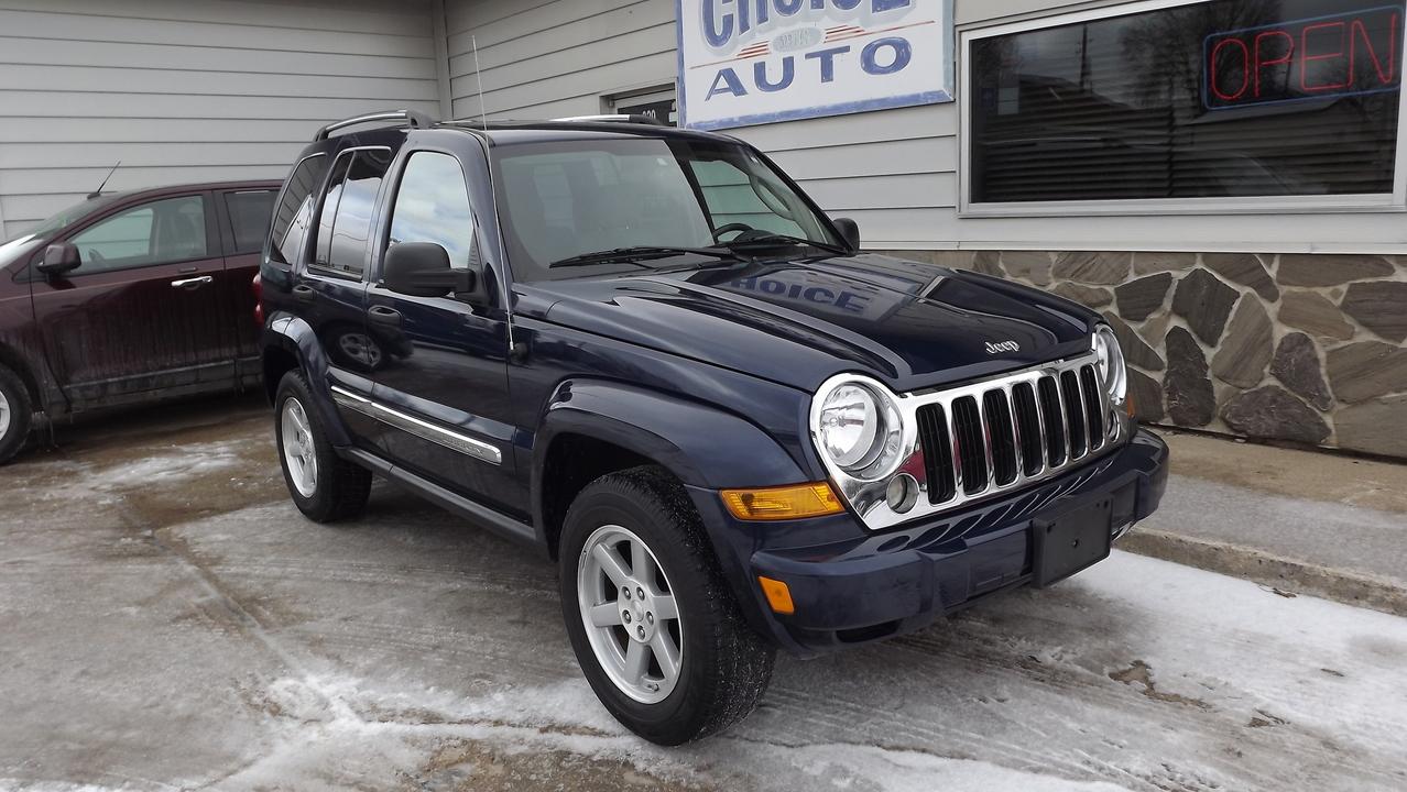 2006 Jeep Liberty  - Choice Auto