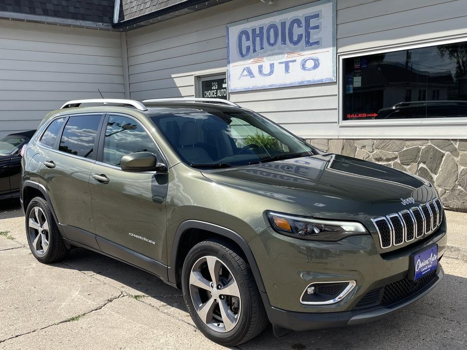 2019 Jeep Cherokee  - Choice Auto