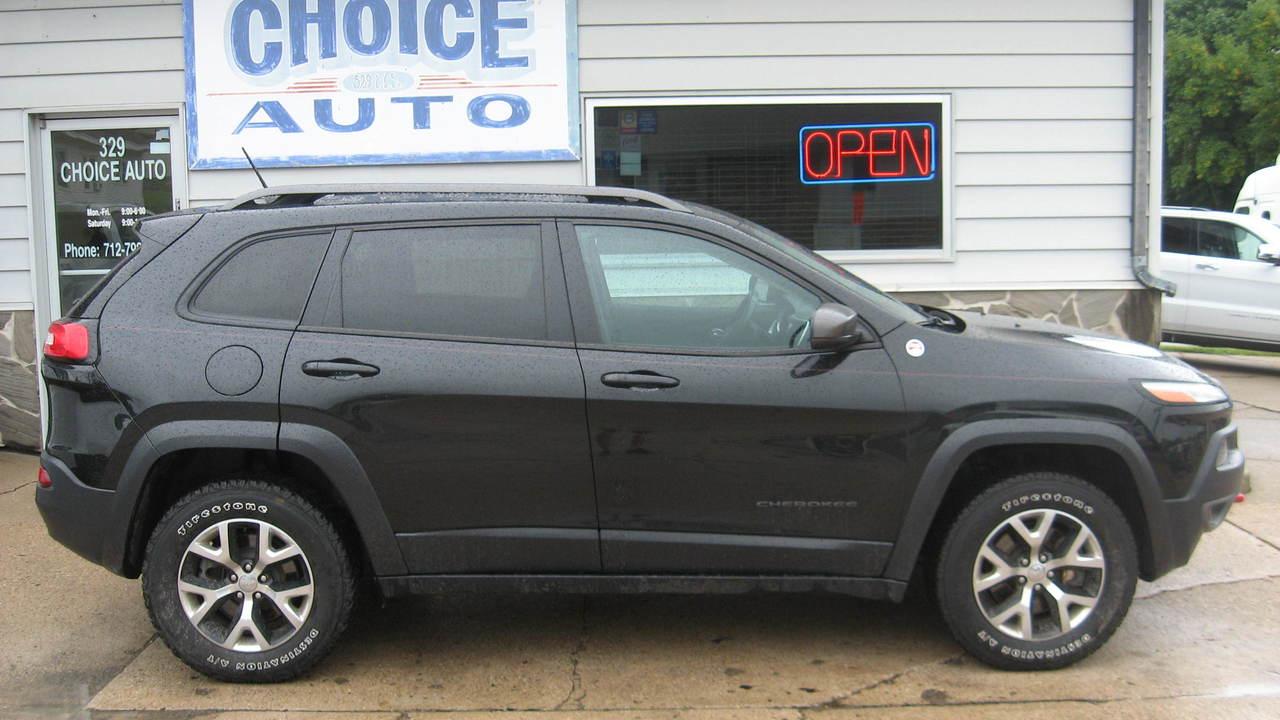 2015 Jeep Cherokee  - Choice Auto