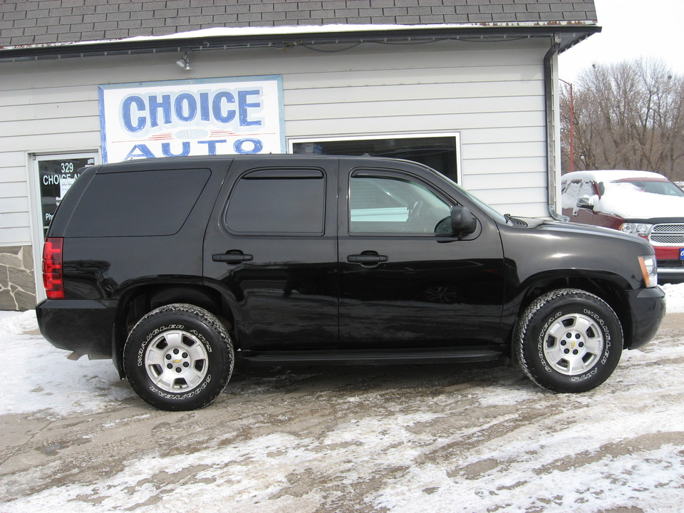 2012 Chevrolet Tahoe  - Choice Auto