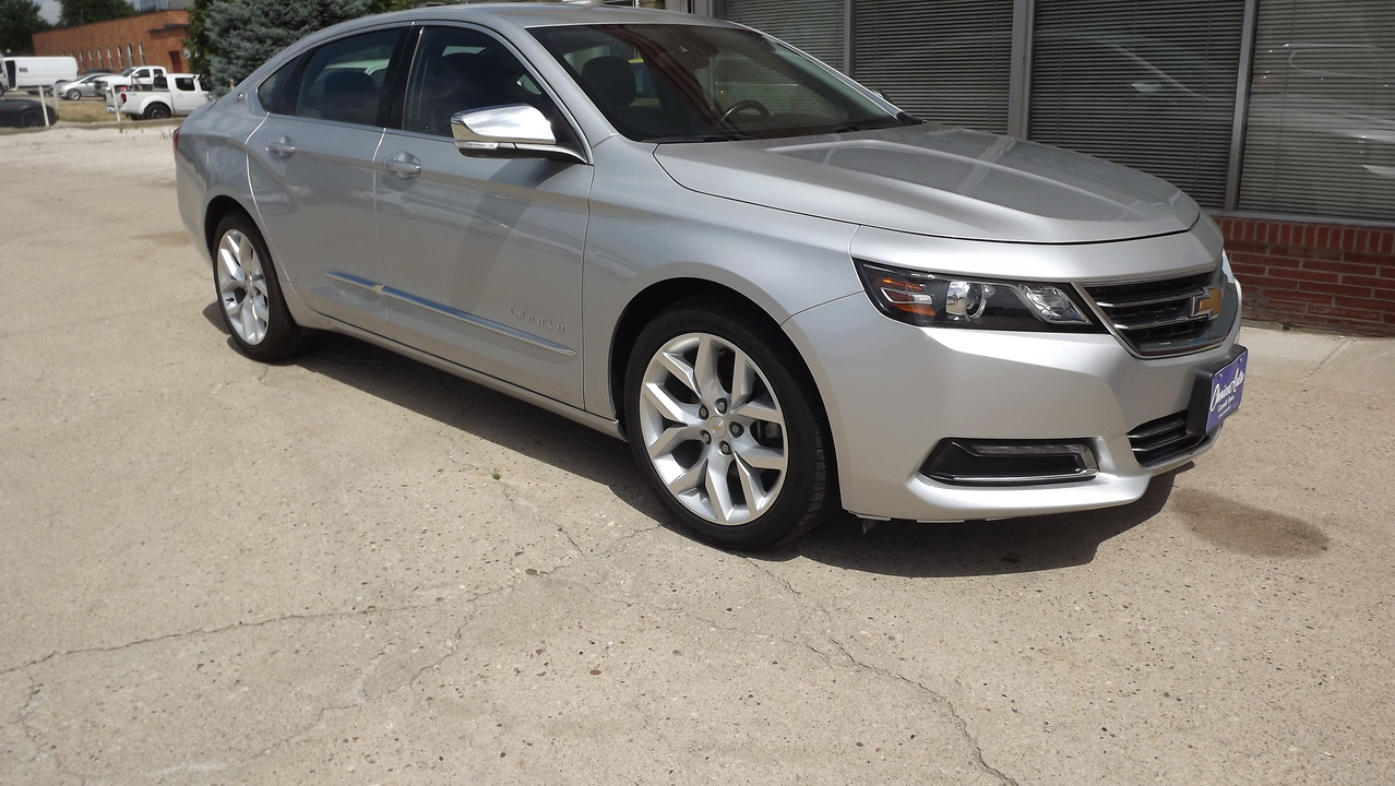2018 Chevrolet Impala  - Choice Auto
