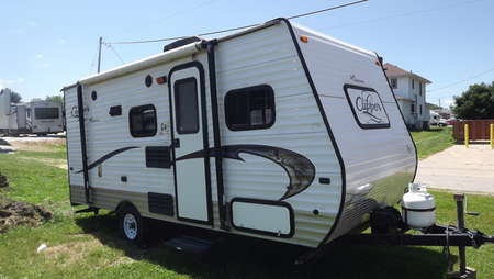 2014 Forest River Forest River Coachman Clipper M-17BH for Sale  - 160807  - Choice Auto