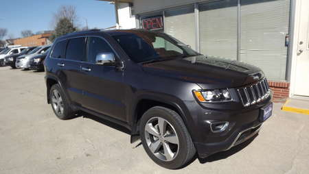2016 Jeep Grand Cherokee Limited for Sale  - 161011  - Choice Auto