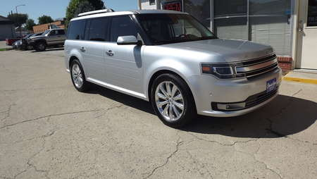 2016 Ford Flex Limited w/EcoBoost for Sale  - 161124  - Choice Auto