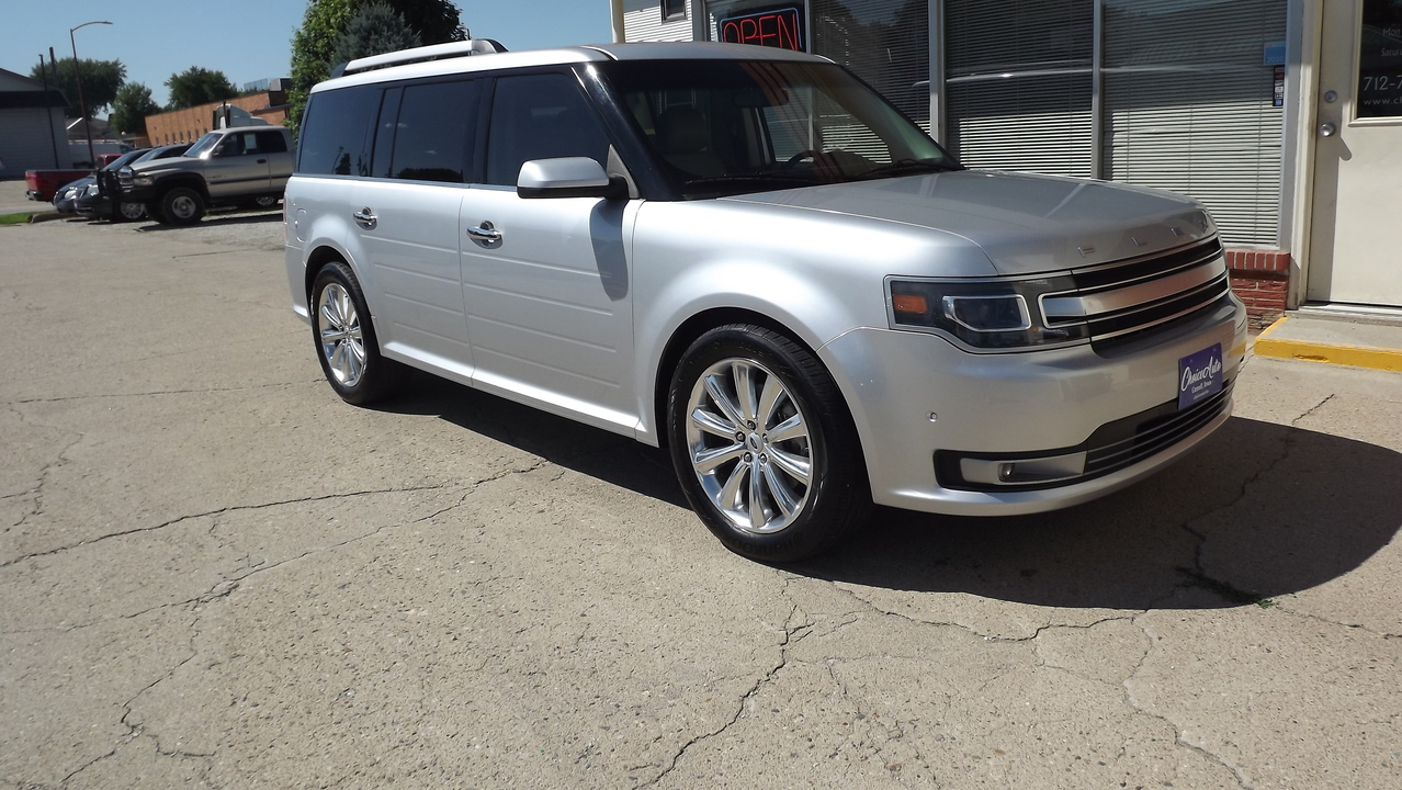 2016 Ford Flex Limited w/EcoBoost  - 161124  - Choice Auto