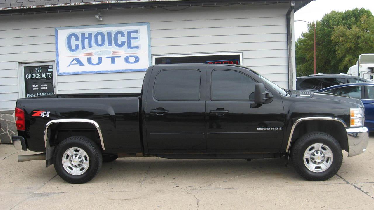 2008 Chevrolet Silverado 2500HD  - Choice Auto