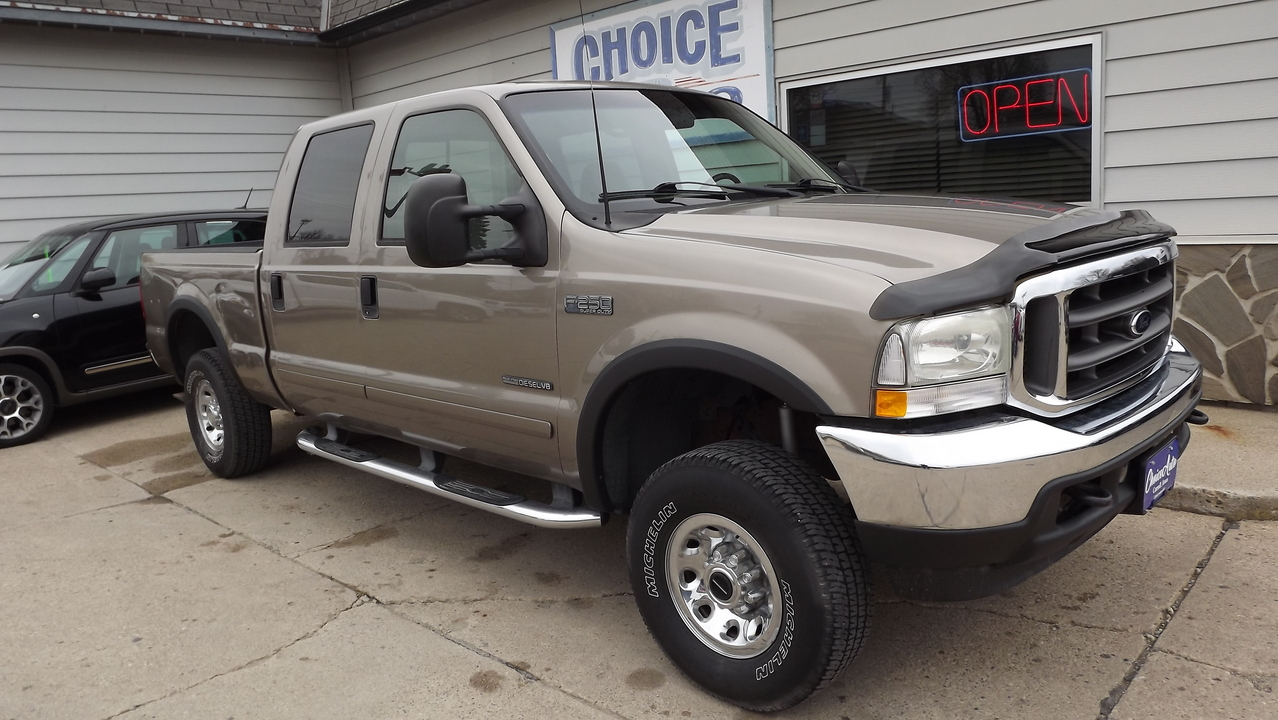 2002 ford f250 extended cab long bed