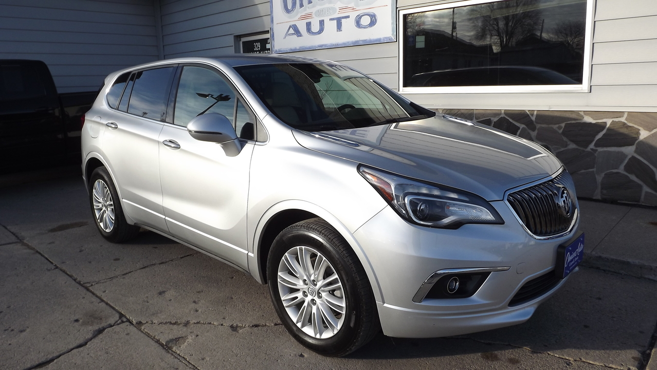 2017 Buick Envision Preferred  - 160987  - Choice Auto