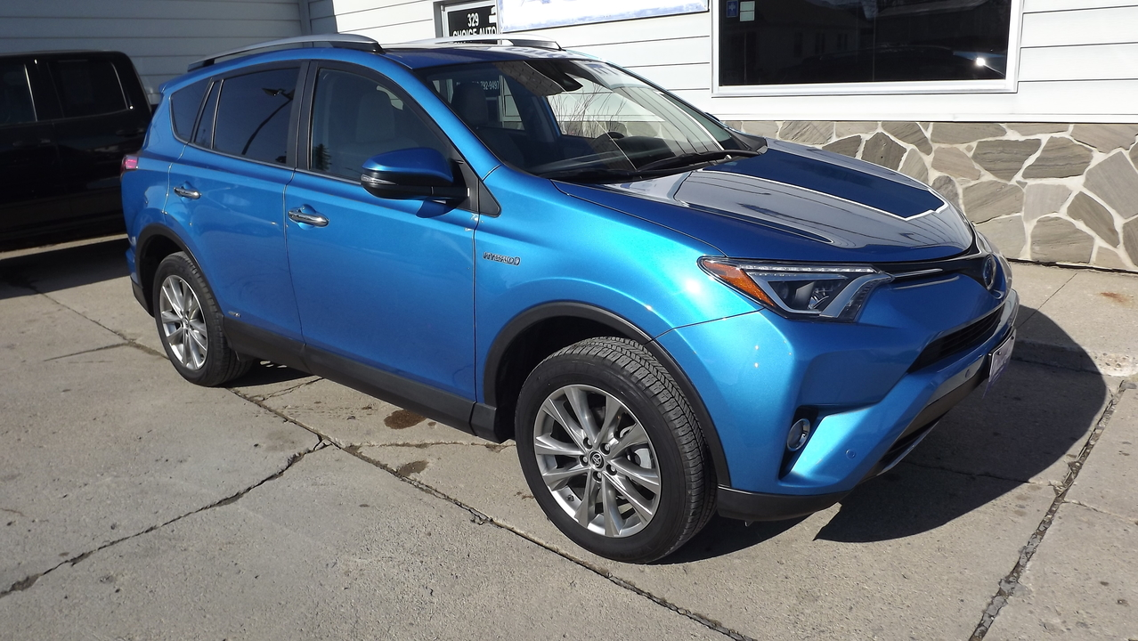 2018 Toyota Rav4  - Choice Auto