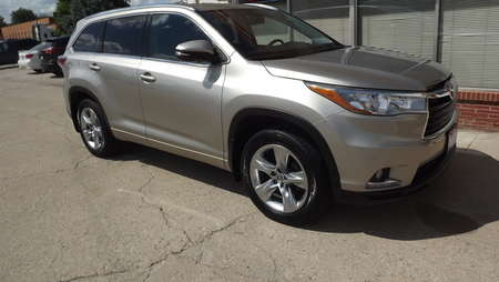 2016 Toyota Highlander Limited for Sale  - 161137  - Choice Auto