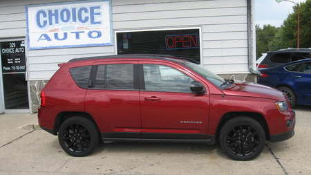 2012 Jeep Compass Latitude for Sale  - 160531  - Choice Auto