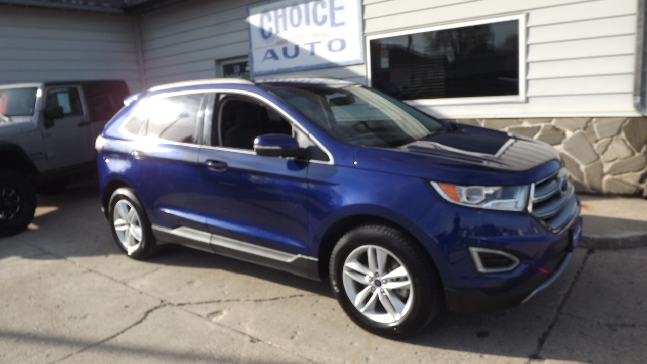 2015 Ford Edge  - Choice Auto