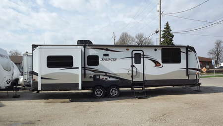 2013 Keystone Sprinter 299 RET * 36' * 3 SLIDES for Sale  - 160435  - Choice Auto
