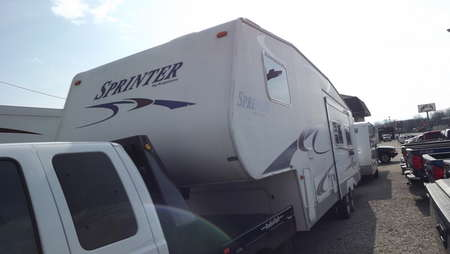 2005 Keystone Sprinter 294 DBS * 31' * 1 SLIDE for Sale  - 160434  - Choice Auto