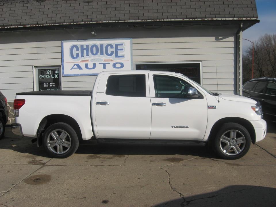 2013 Toyota Tundra  - Choice Auto