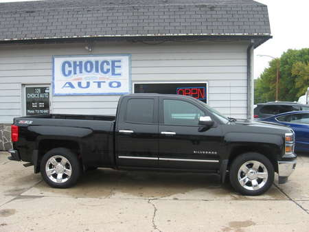 2014 Chevrolet Silverado 1500 LTZ for Sale  - 160536  - Choice Auto