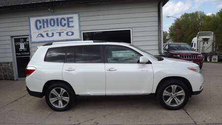 2011 Toyota Highlander Limited for Sale  - 160730  - Choice Auto