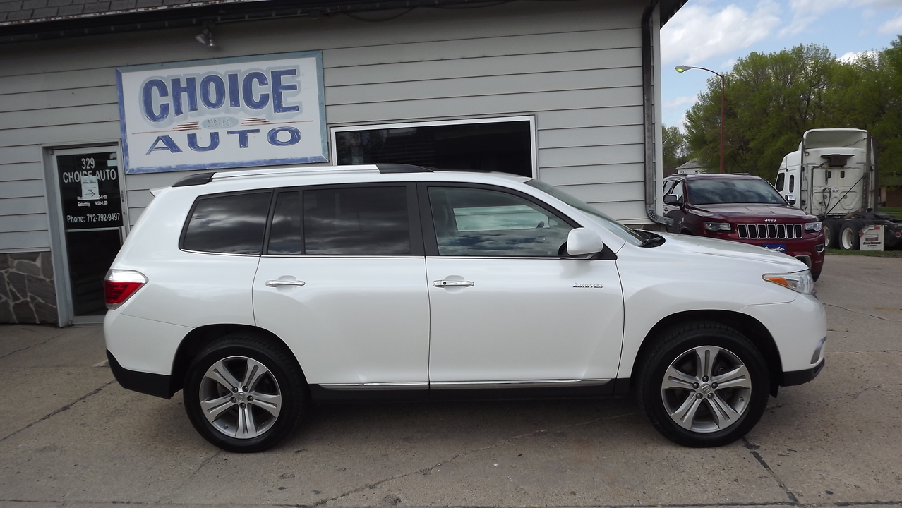 2011 Toyota Highlander  - Choice Auto