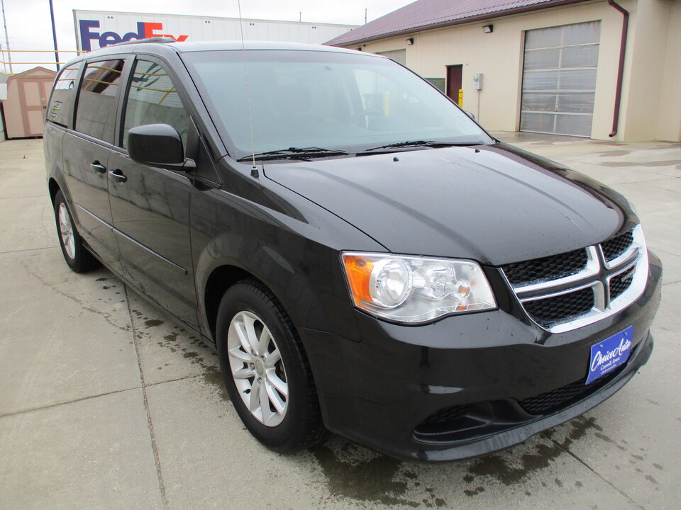 2014 Dodge Grand Caravan SXT  - 161368  - Choice Auto