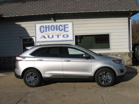 2016 Ford Edge SEL for Sale  - 160556  - Choice Auto