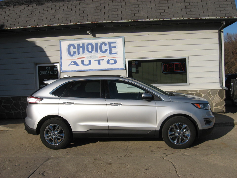 2016 Ford Edge  - Choice Auto