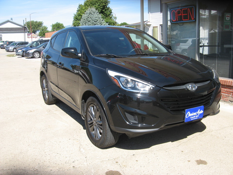 2015 Hyundai Tucson GLS  - 161166  - Choice Auto