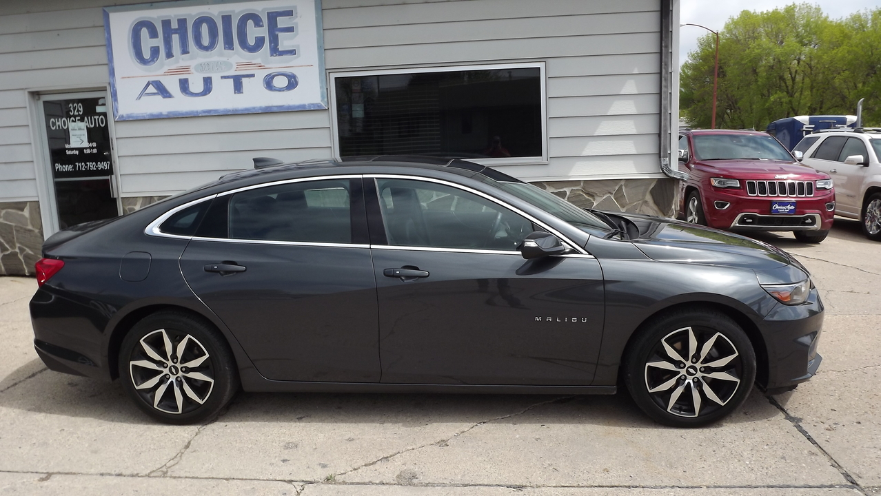 2016 Chevrolet Malibu  - Choice Auto