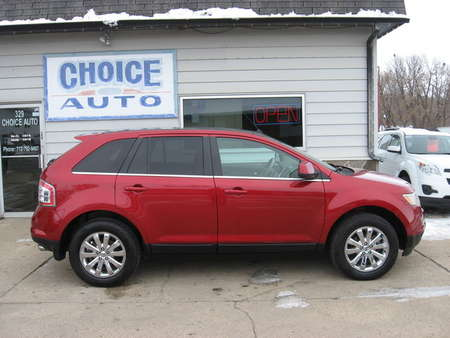 2008 Ford Edge Limited for Sale  - 160571  - Choice Auto