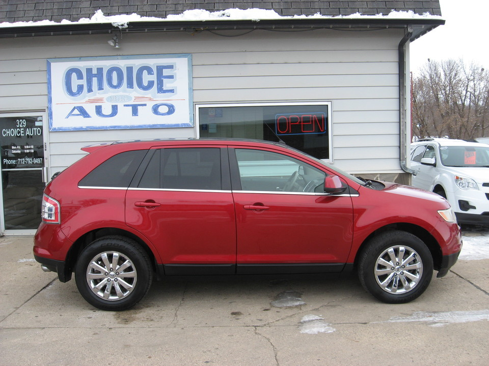 2008 Ford Edge  - Choice Auto
