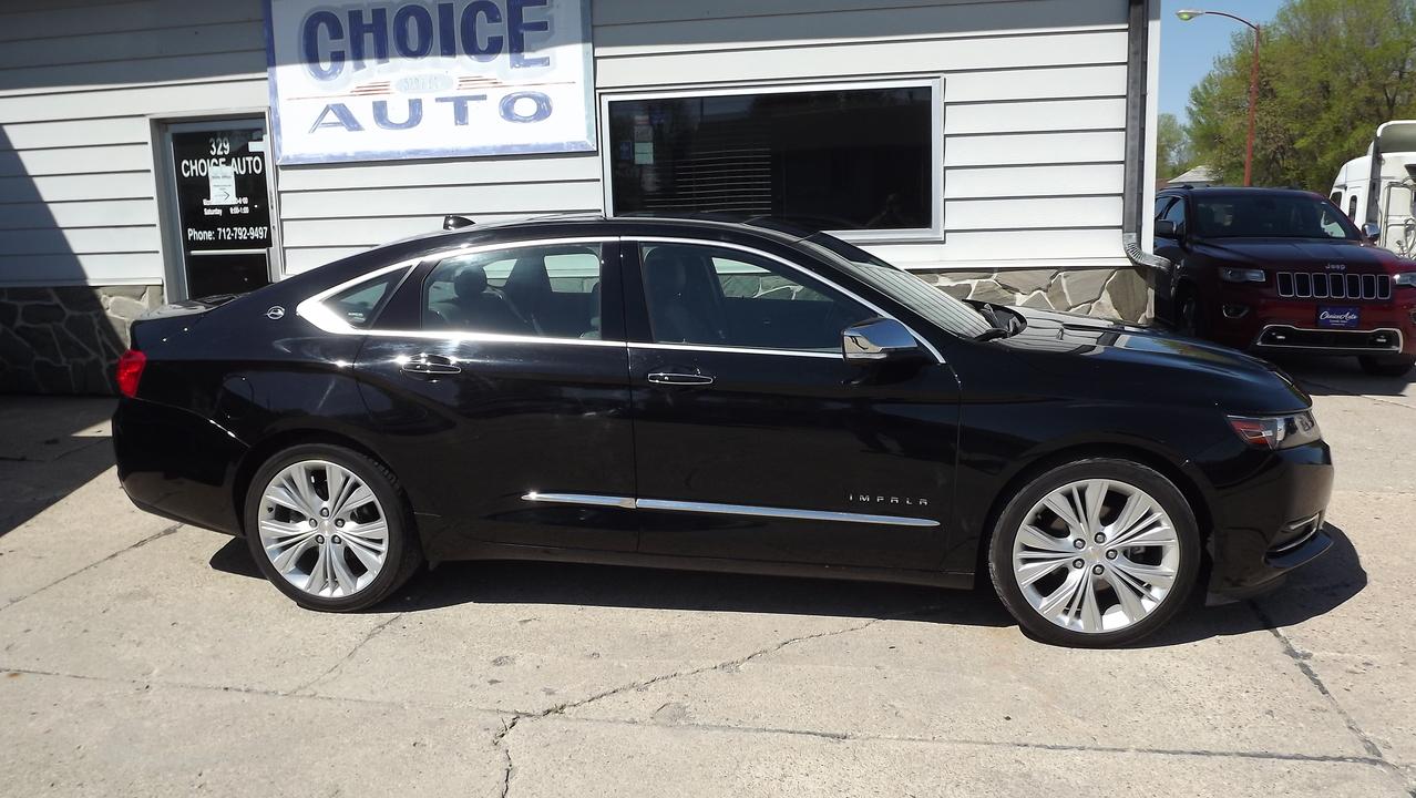 2014 Chevrolet Impala  - Choice Auto