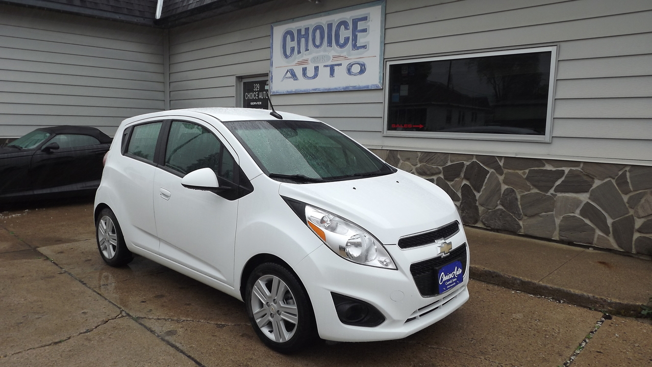 2014 Chevrolet Spark  - Choice Auto