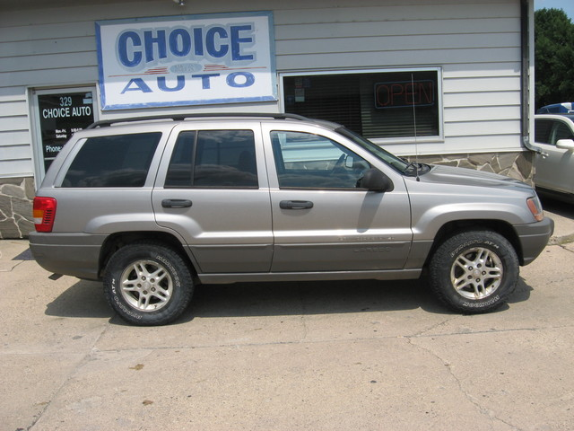 2002 Jeep Grand Cherokee Laredo 4x4