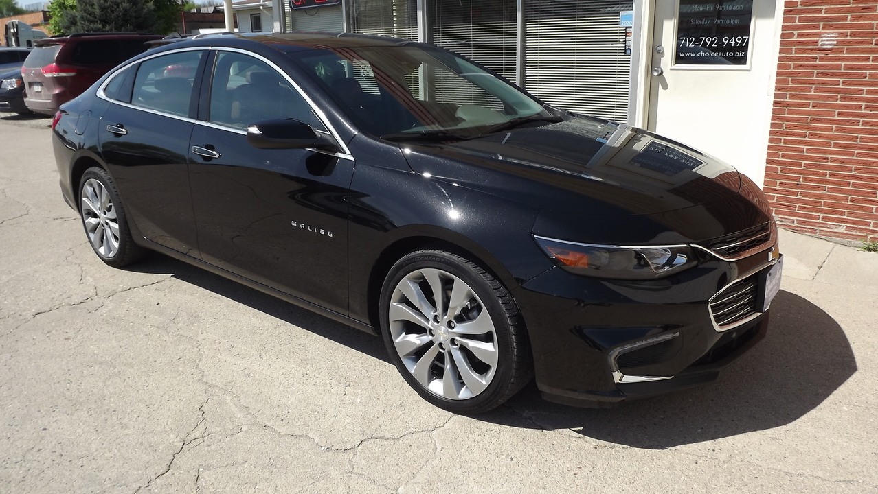 2018 Chevrolet Malibu  - Choice Auto