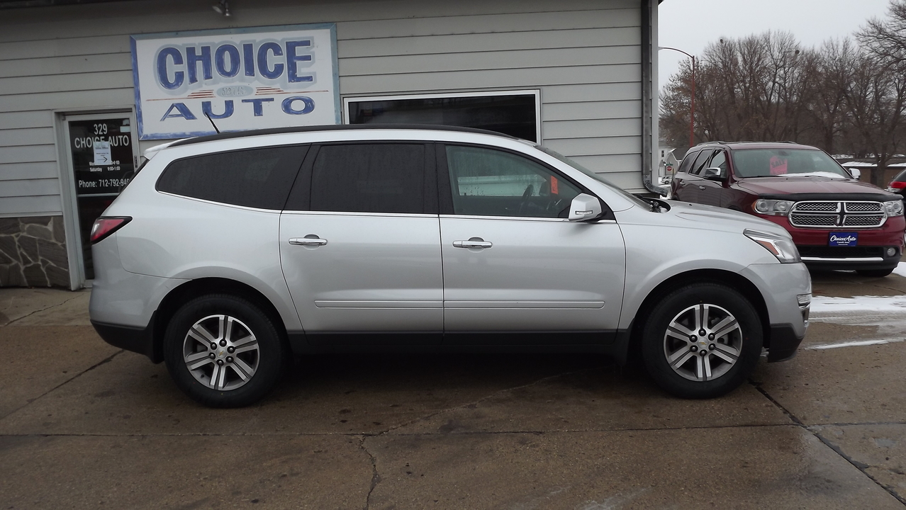 2016 Chevrolet Traverse  - Choice Auto