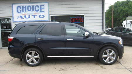 2013 Dodge Durango Citadel for Sale  - 160478  - Choice Auto