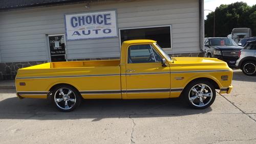 1972 Chevrolet C10  - Choice Auto