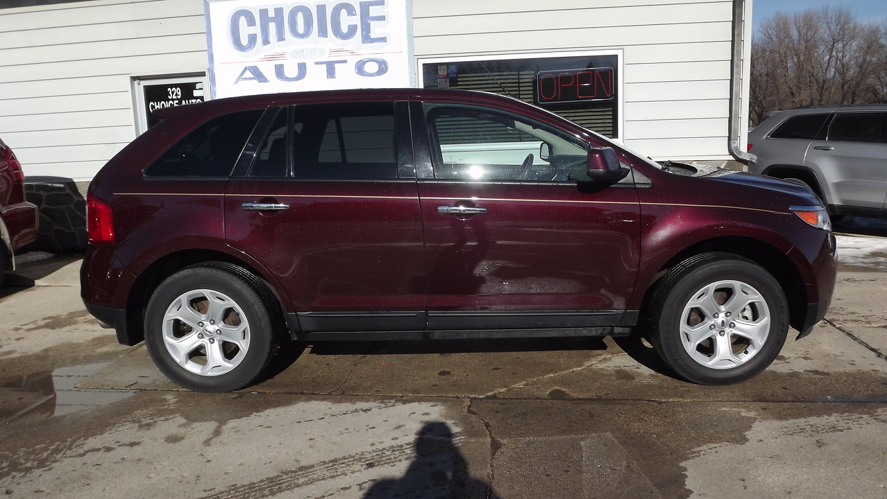2011 Ford Edge SEL AWD, ONE OWNER!
