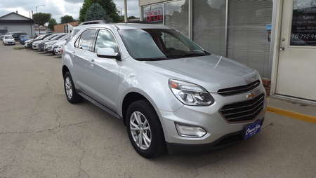 2016 Chevrolet Equinox LT for Sale  - 161096  - Choice Auto