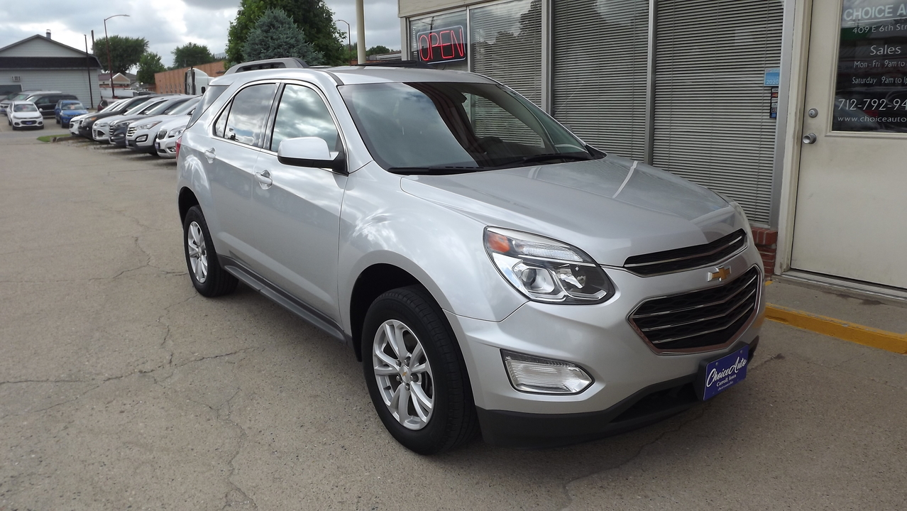2016 Chevrolet Equinox LT  - 161096  - Choice Auto