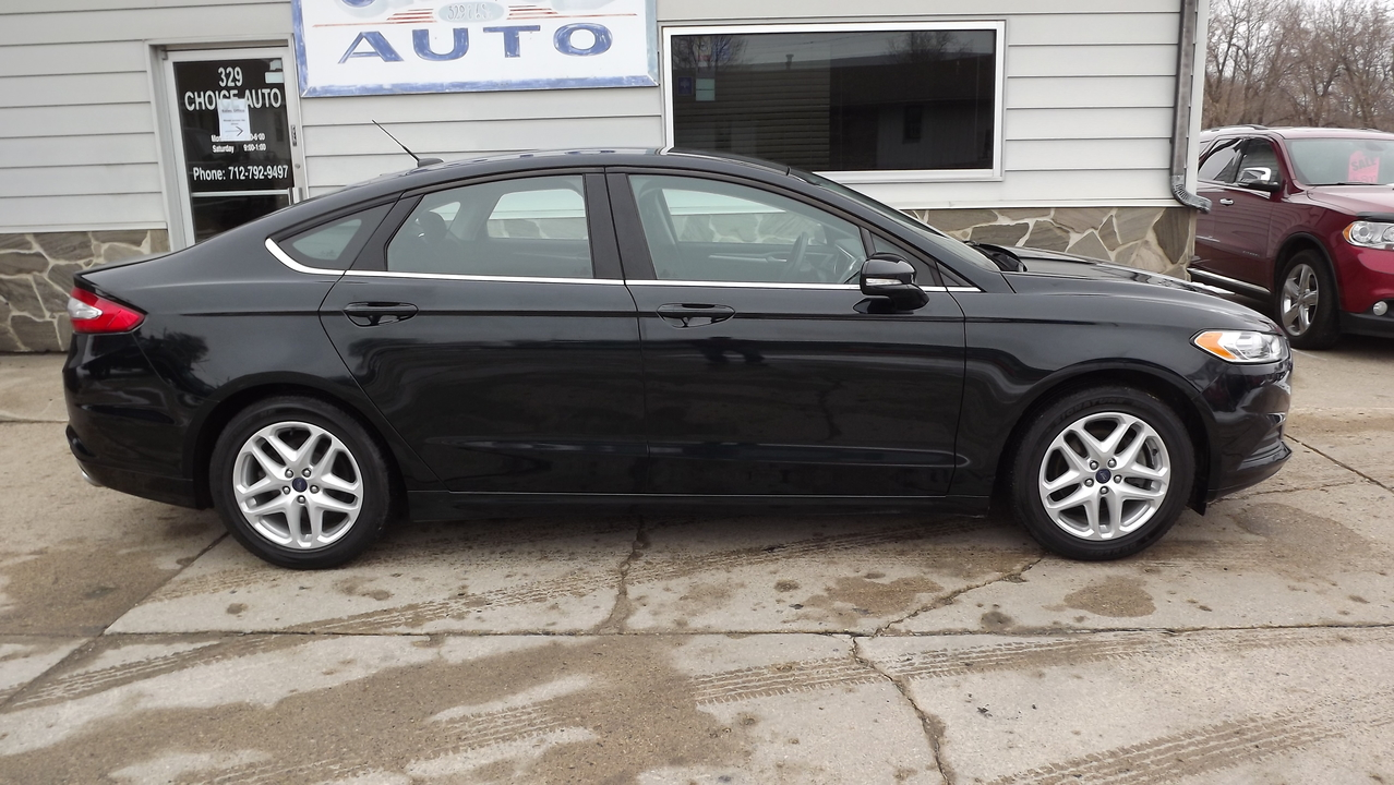 2014 Ford Fusion  - Choice Auto