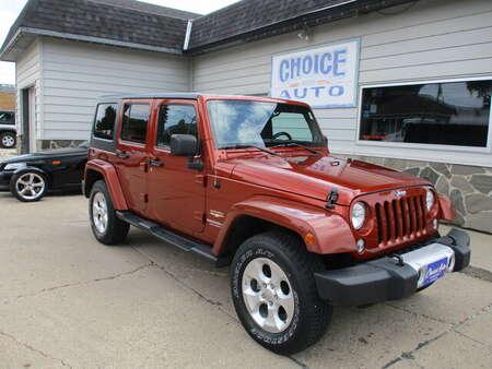 2014 Jeep Wrangler Sahara for Sale  - 161580  - Choice Auto