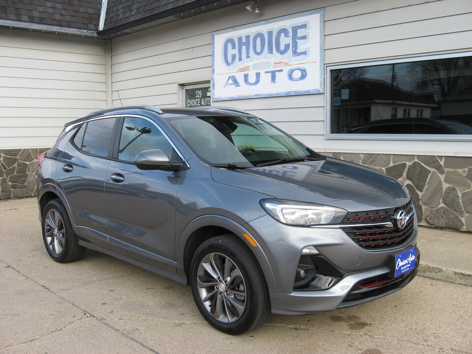 2020 Buick Encore GX Preferred  - 161243  - Choice Auto