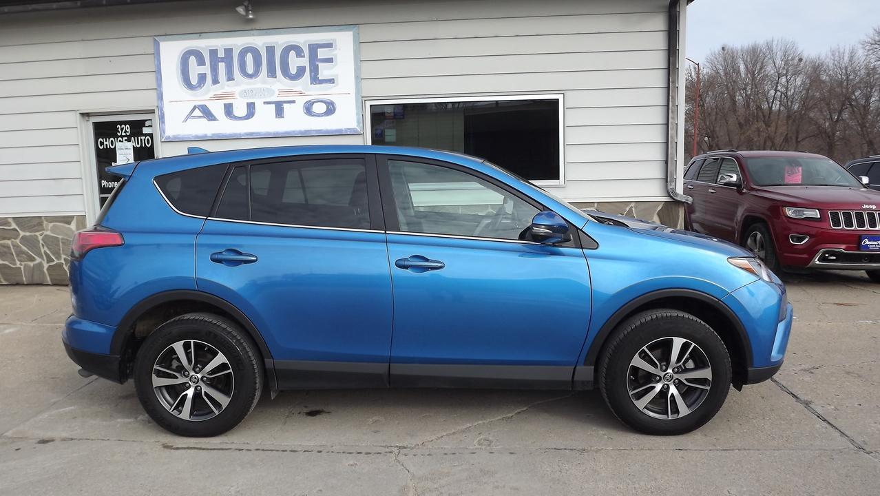 2018 Toyota Rav4  - Choice Auto