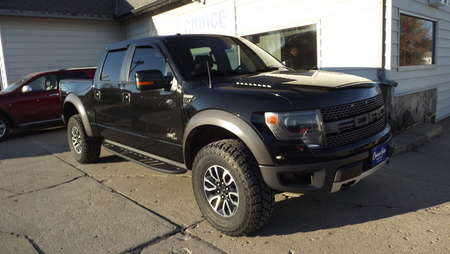 2013 Ford F-150 SVT Raptor for Sale  - 160598  - Choice Auto