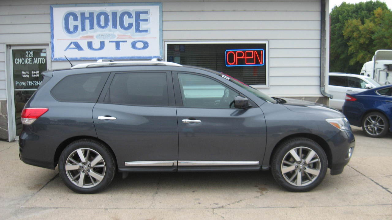 2013 Nissan Pathfinder  - Choice Auto