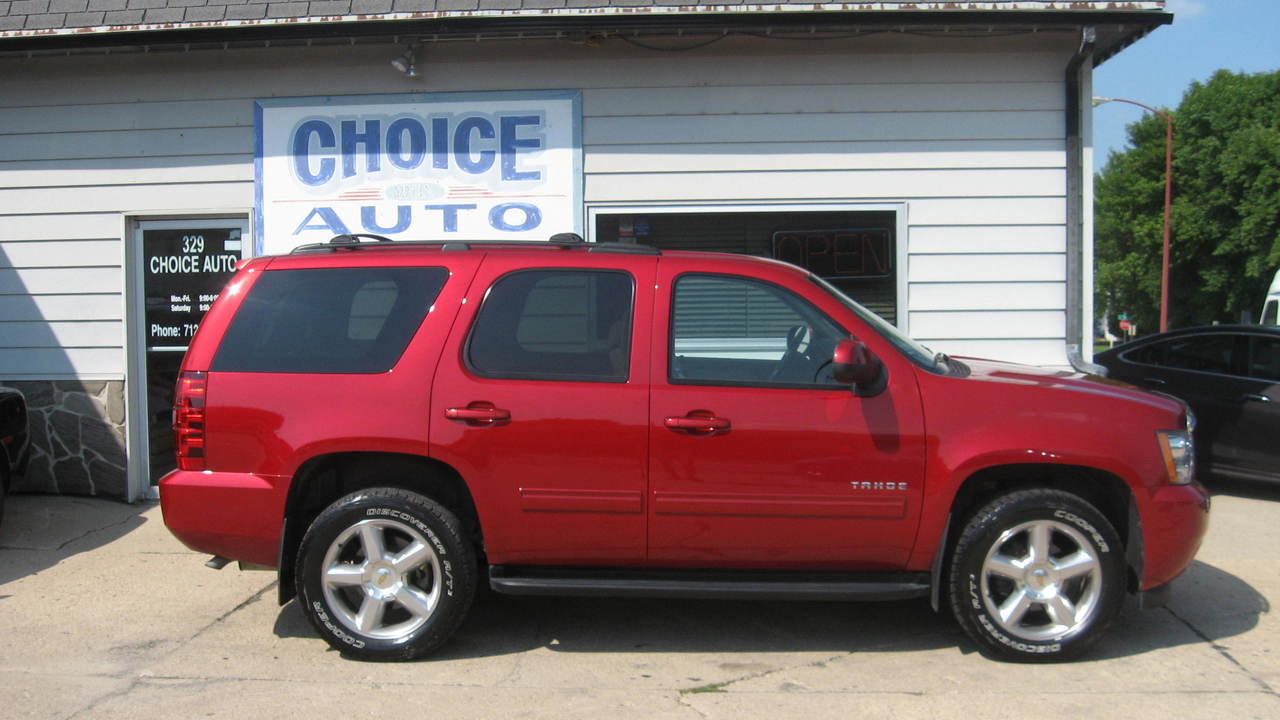 2013 Chevrolet Tahoe  - Choice Auto