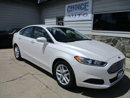2016 Ford Fusion SE for Sale  - 161569  - Choice Auto
