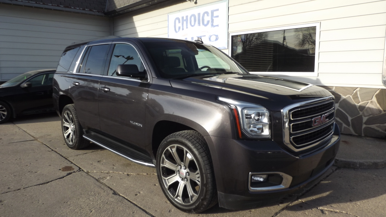 2016 GMC Yukon SLT  - 160948  - Choice Auto